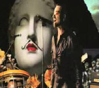 "U2 ""Get On Your Boots"" video"