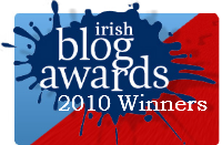 Irish Blog Awards 2010 - Winners