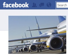 The most popular Irish Facebook pages include musicians, alcohol brands and Ryanair