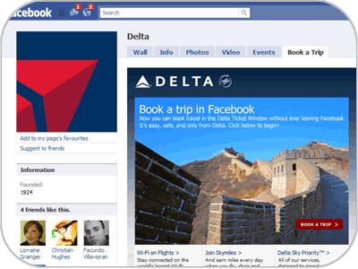 Social Commerce - Delta