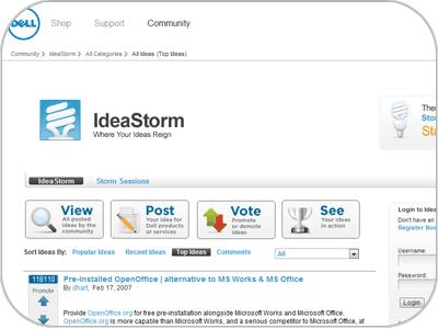 Dell Ideasorm