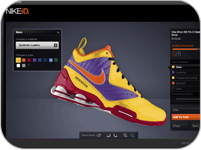 Social Commerce - Nike