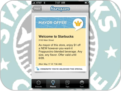 Social Commerce - Starbucks